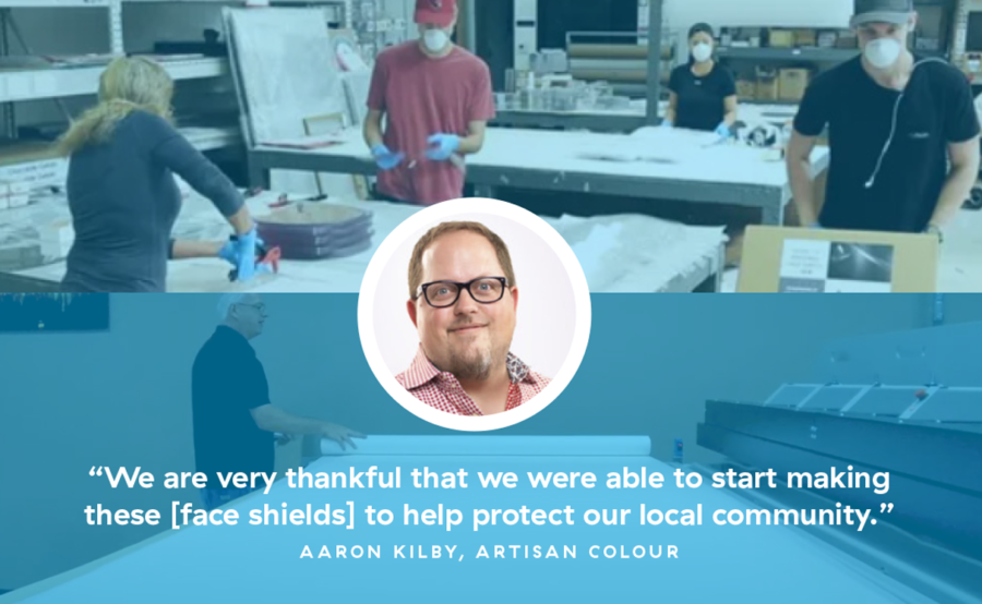 Interview with Aaron Kilby at Artisan Colour featured image