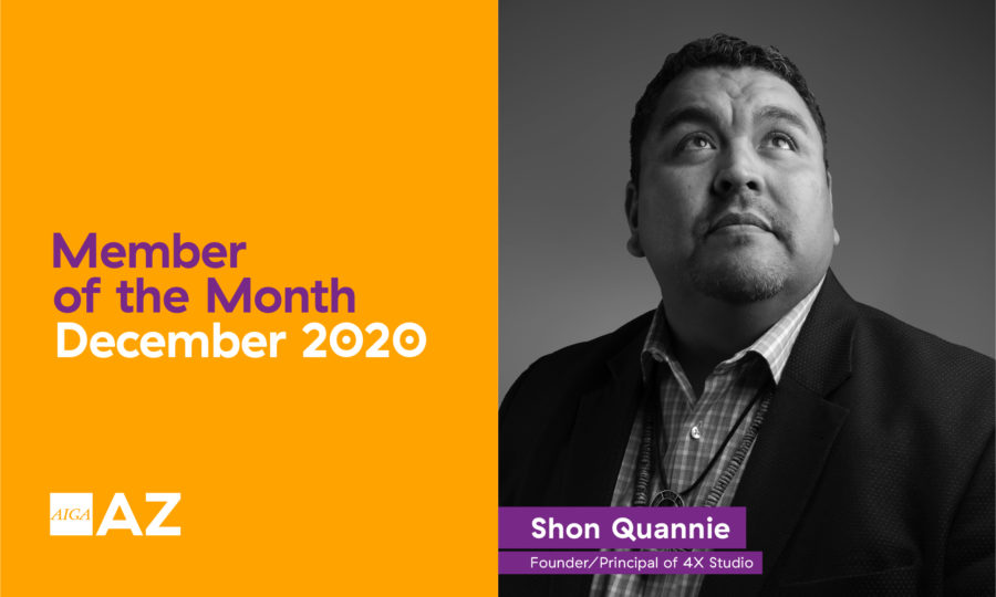 Shon Quannie – Member of the Month featured image