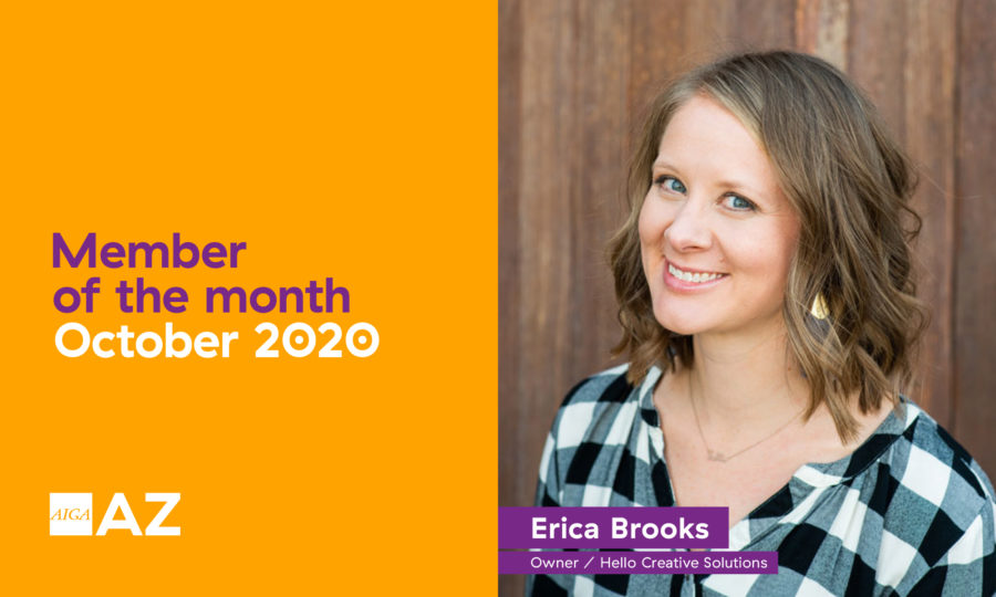 Erica Brooks – Member of the Month featured image