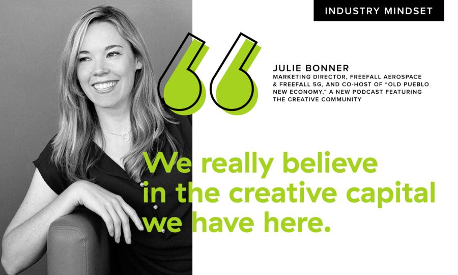 Julie Bonner: Tucson's Conduit for Creative Community featured image