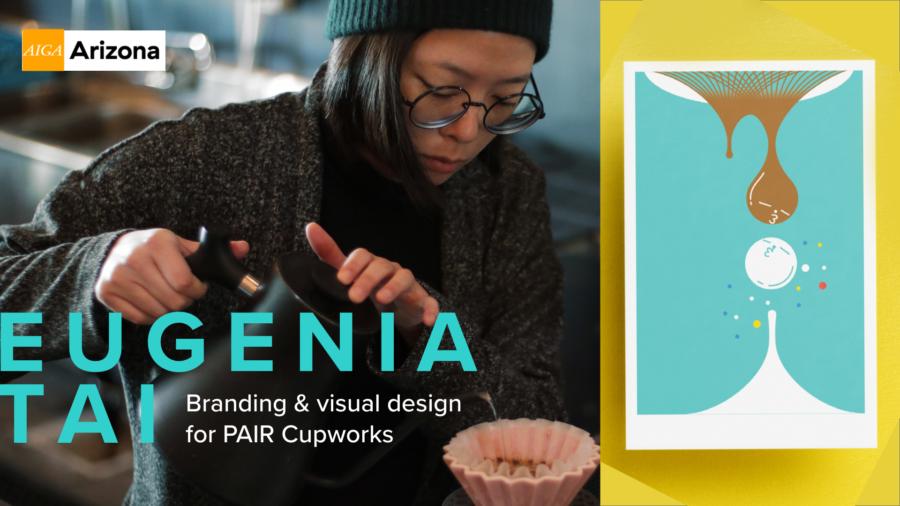 Eugenia Tai: Branding & visual design for PAIR Cupworks featured image